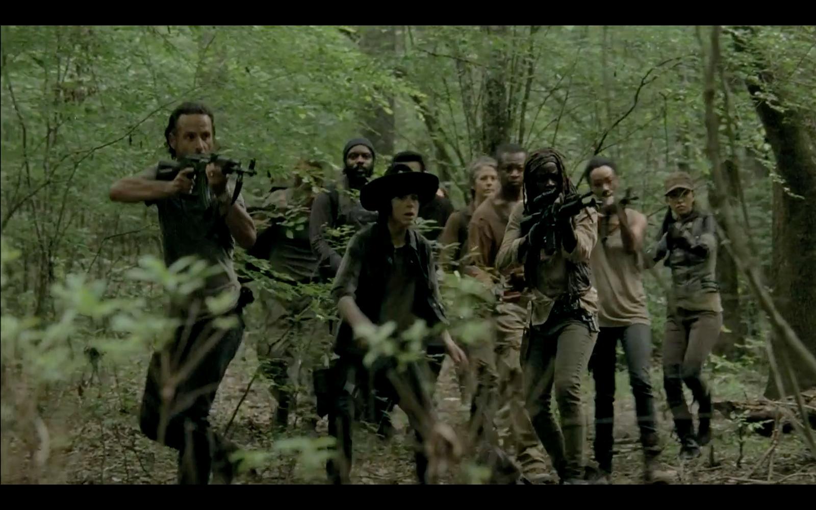 The Walking Dead : une série politique