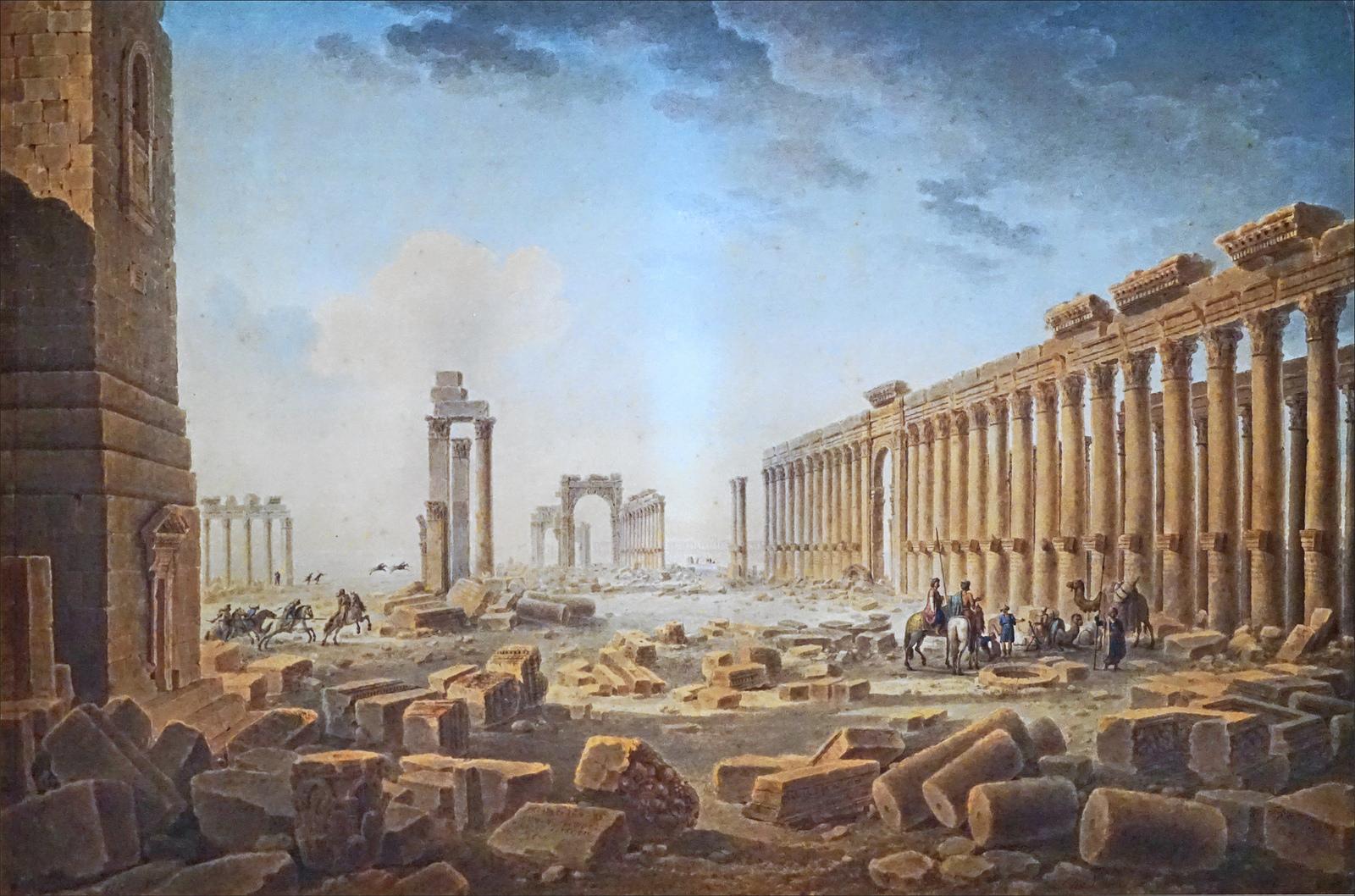 «Sites éternels» : l'expo pour sensibiliser au patrimoine en danger
