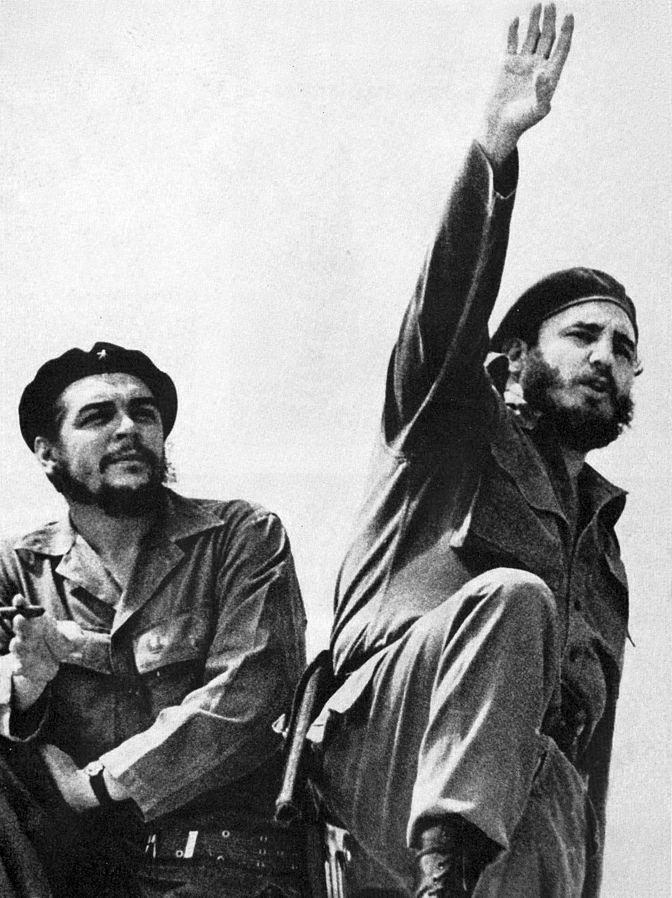 Cuba, tête de gondole du tiers-mondisme