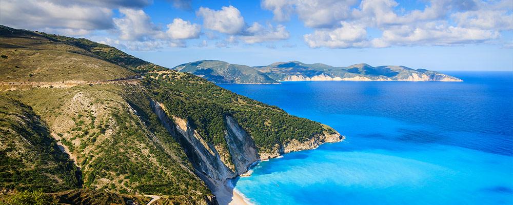 la Grèce possède plusieurs milliers d'îles dans la mer Egée; des centaines d'entre elles ont été privatisées par le gouvernement grec.