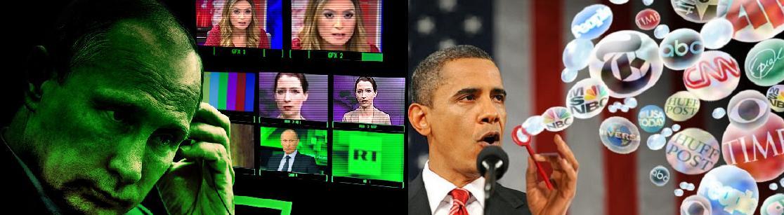 La dépendance des médias à l'égard du pouvoir moquée par les internautes.