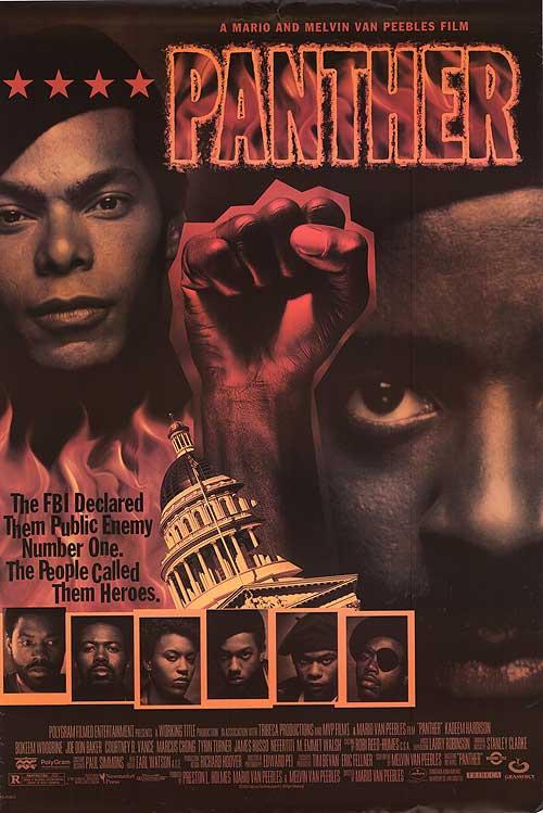 Cinéma : «PANTHER», les vies des noirs comptent