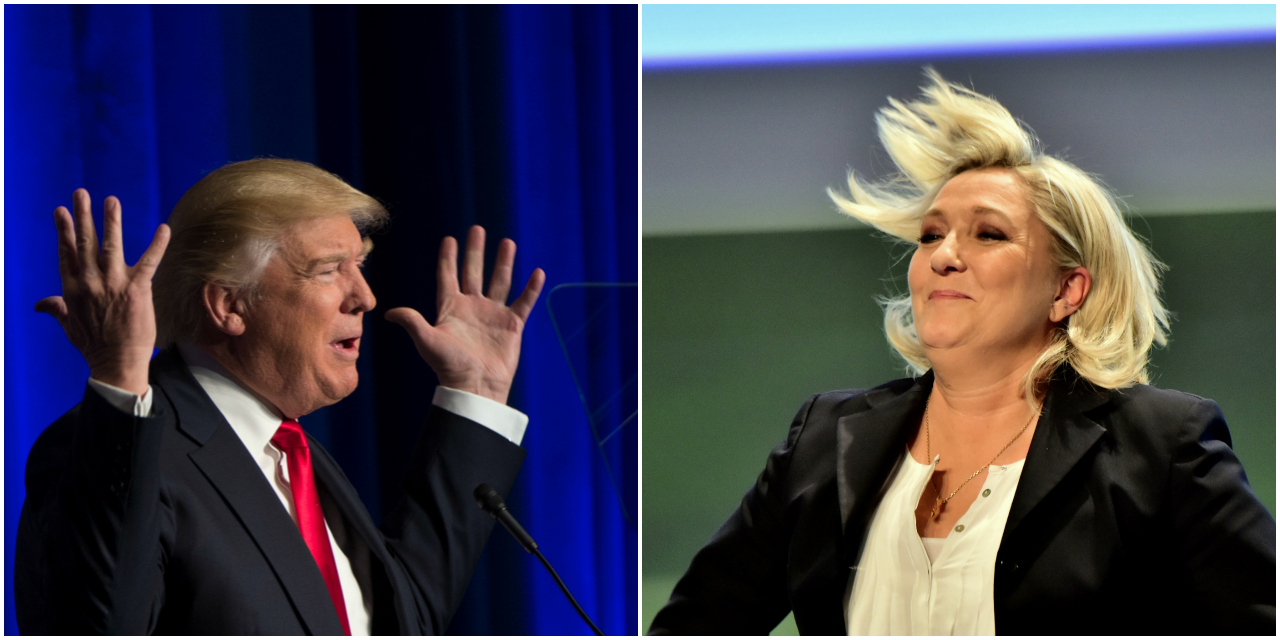 [IDÉES] Trump Président: stupeur et tremblements au royaume des aveugles