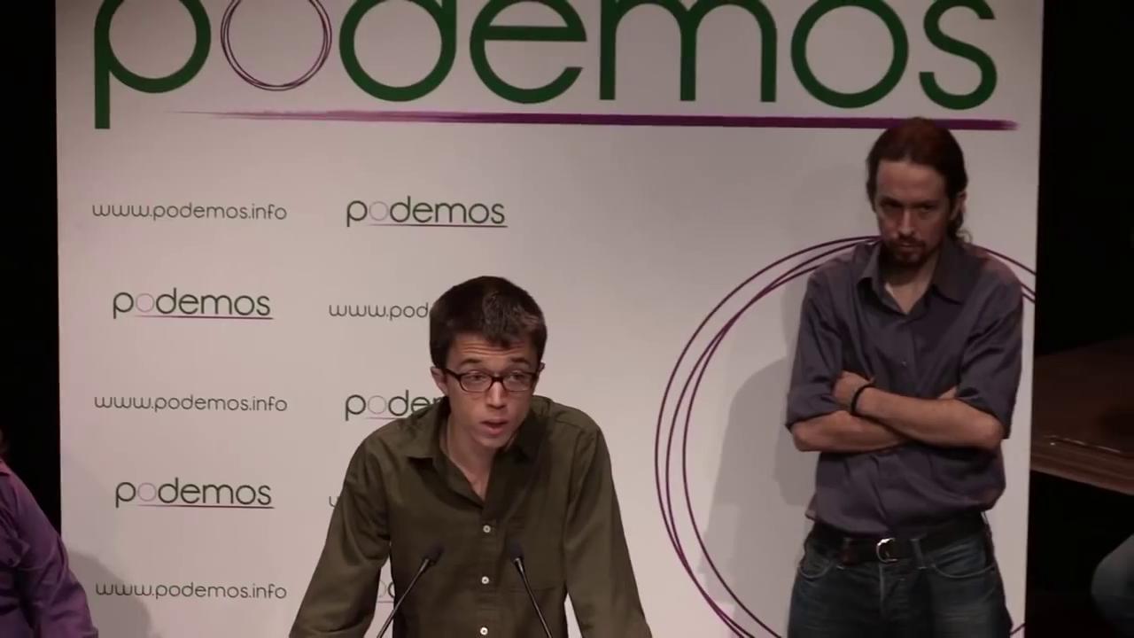 Podemos, entre Gramsci et Hillary – Rencontre avec Christophe Barret