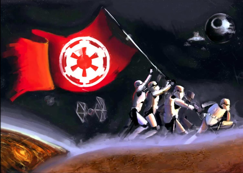 Une petite histoire de l'anti-impérialisme dans Star Wars