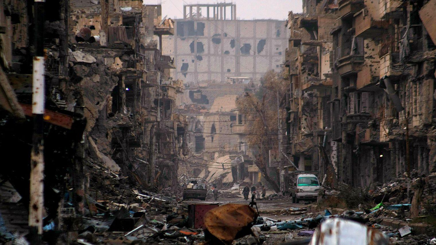 Syrie, de l'or dans le gaz