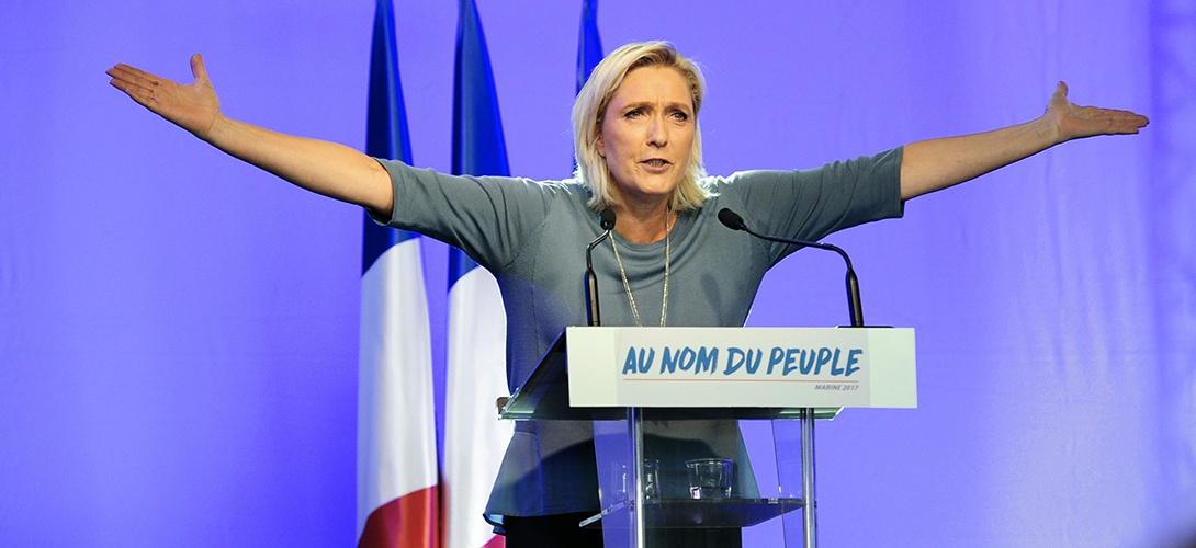 Le Pen : un programme de guerre sociale