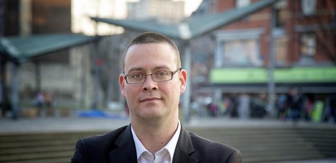 CETA, Europe, luttes sociales : Rencontre avec Raoul Hedebouw, porte-parole du PtB