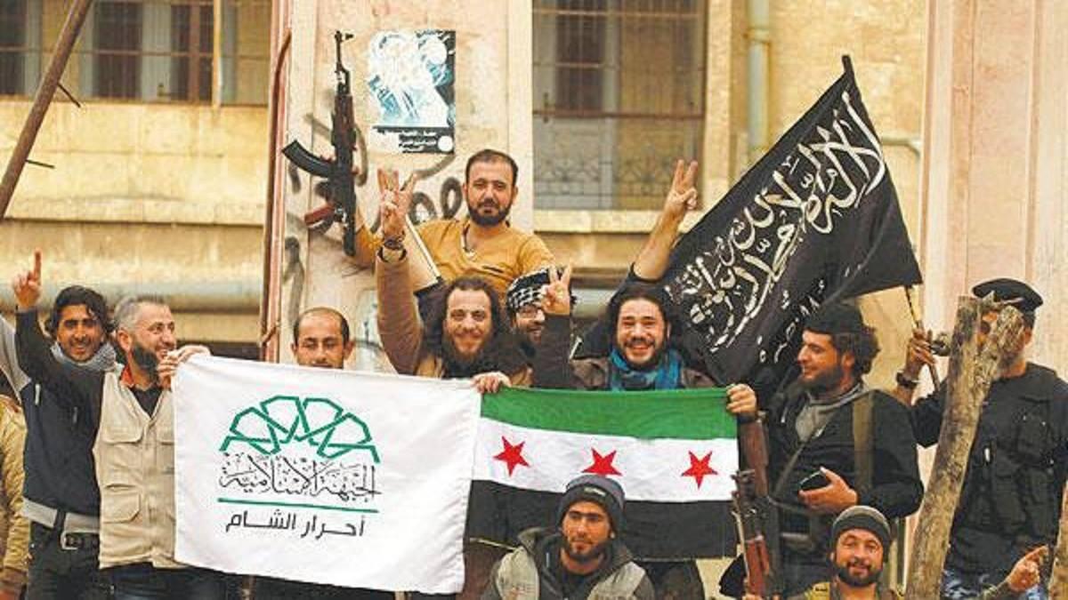 La guerre en Syrie pour les nuls, Chapitre 1 : Qui sont les rebelles ?