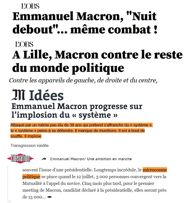Macron anti-système 1