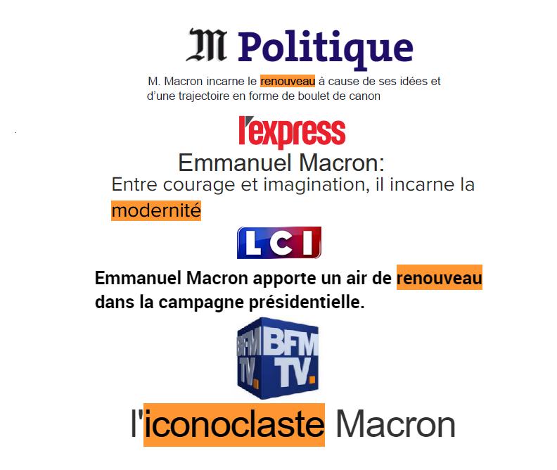 Macron - changement 1