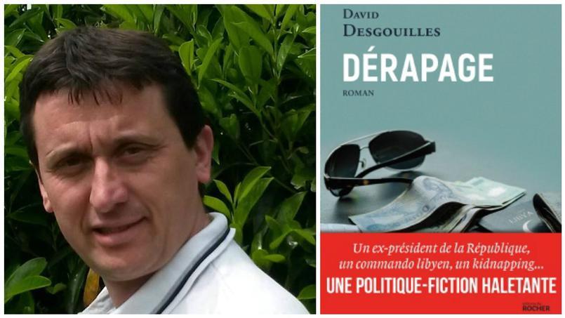 Dérapage et rapt de Sarkozy, le roman déjanté de David Desgouilles