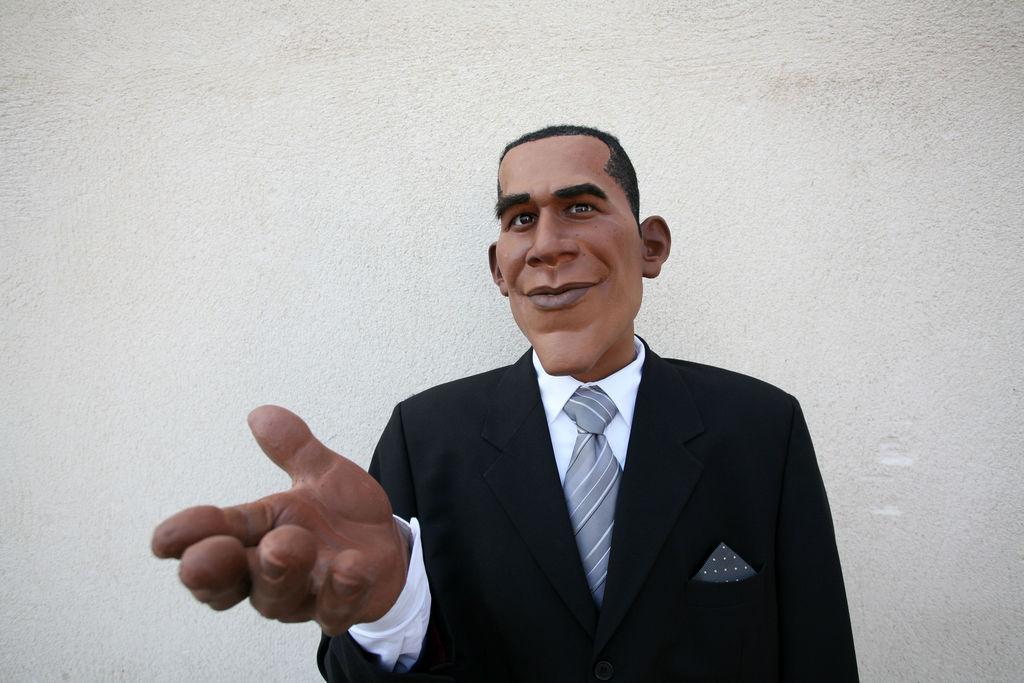 Macron, le Obama français : pour une réhabilitation des guignols de l'info