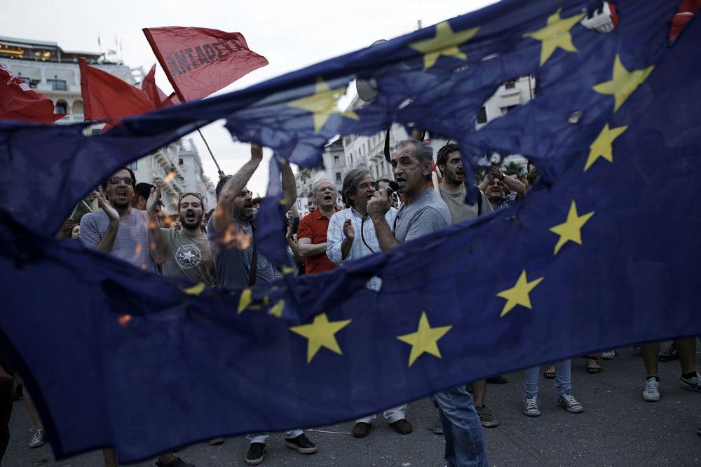 25 ans après Maastricht, l'Union Européenne est en miettes
