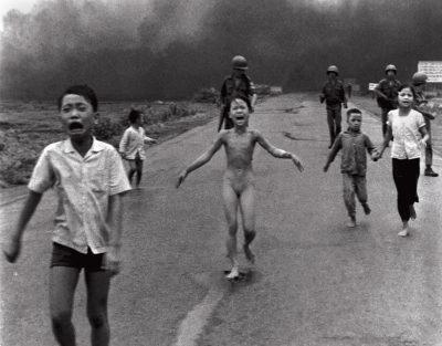 La petite fille au Napalm, 8 juin 1972, Nick Ut Cong Huynh