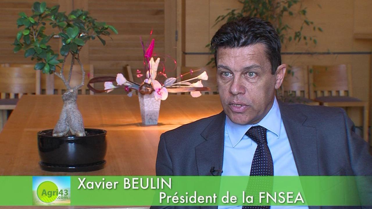 Décès de Xavier Beulin : l'agro-business perd l'un de ses plus fidèles alliés