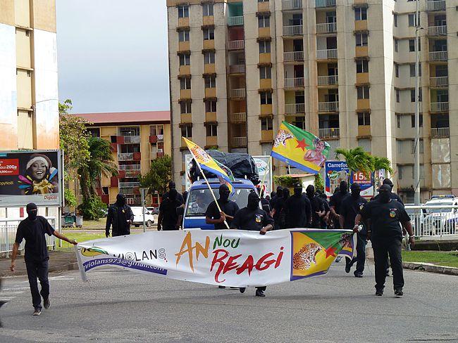 En Guyane, la révolte des oubliés de la République