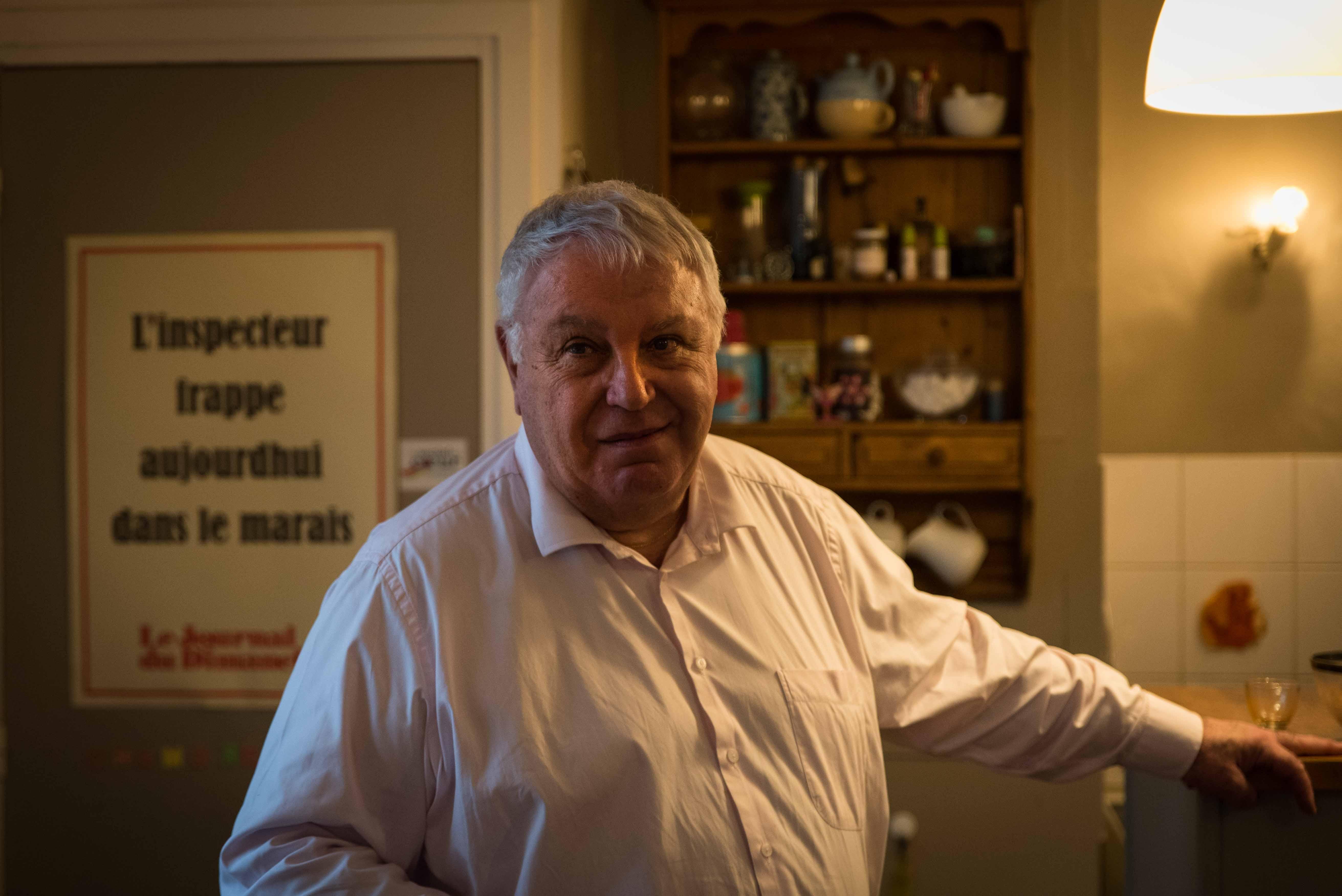 Gérard Filoche : la retraite à temps plein