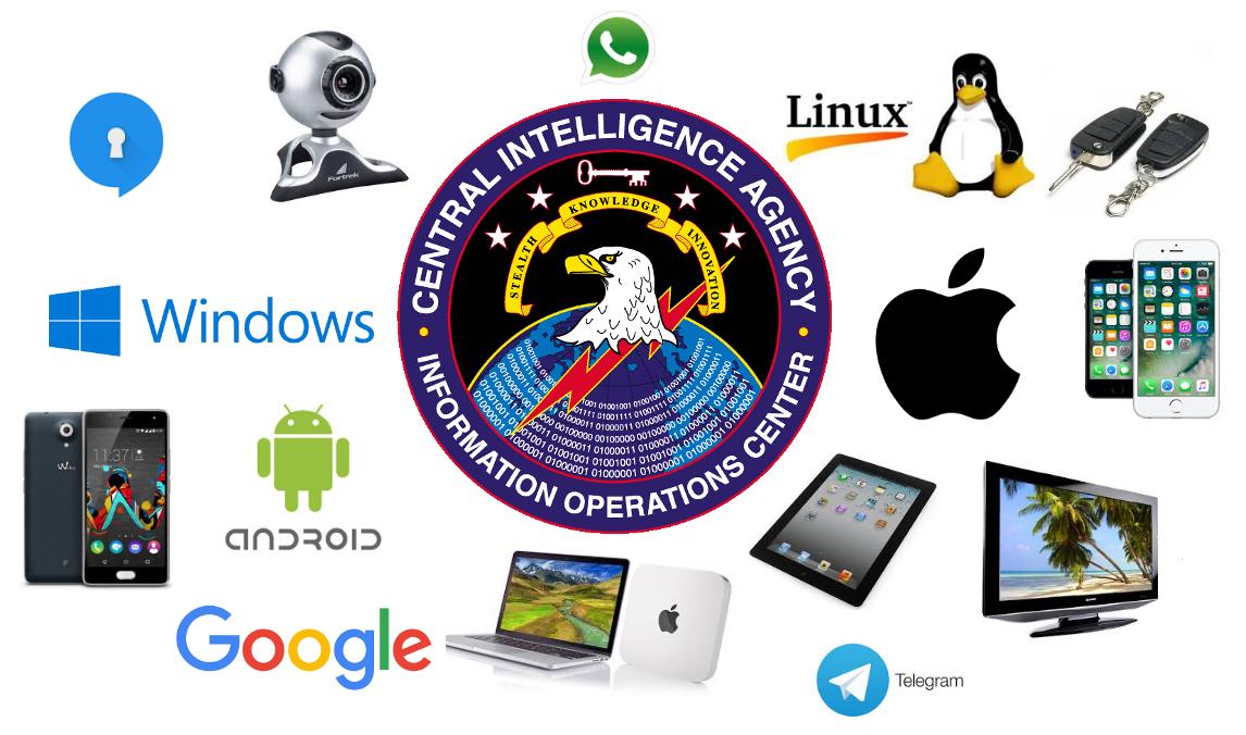 Nouvelle bombe de Wikileaks : comment la CIA a mis le monde entier sur écoute