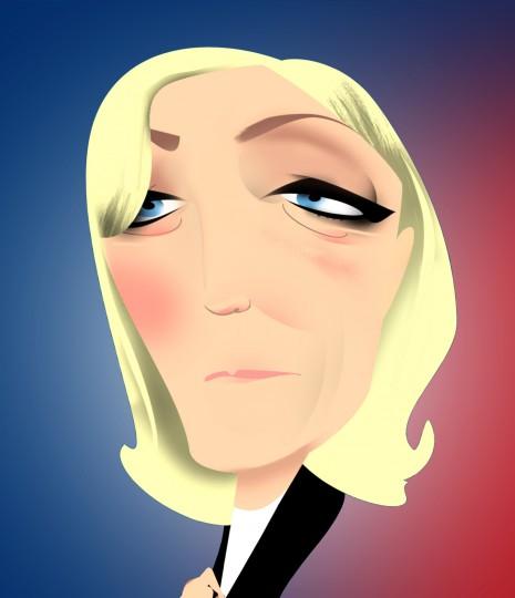 Marine Le Pen et les mots : les dessous de la «dédiabolisation»