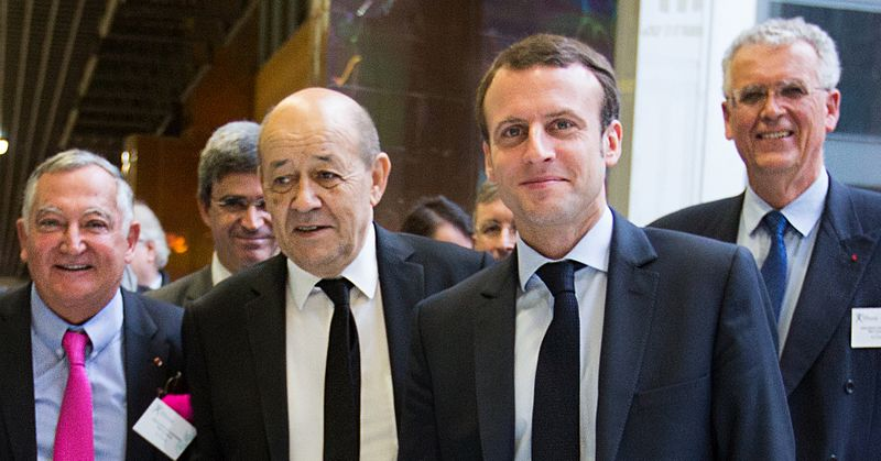 Emmanuel Macron veut achever l'école de la République