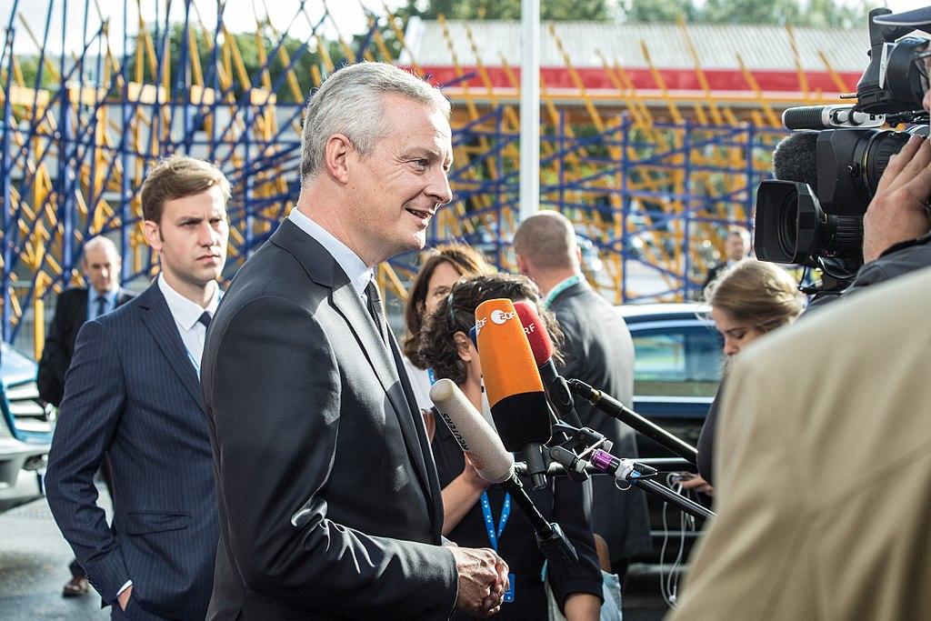 Bruno Le Maire, un ultra-libéral décomplexé à l'économie