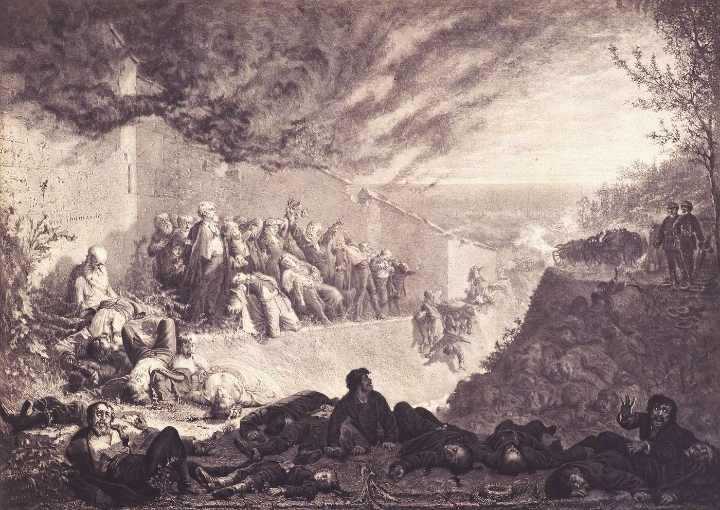 La mémoire de la Commune ou l'histoire écrite par les vainqueurs