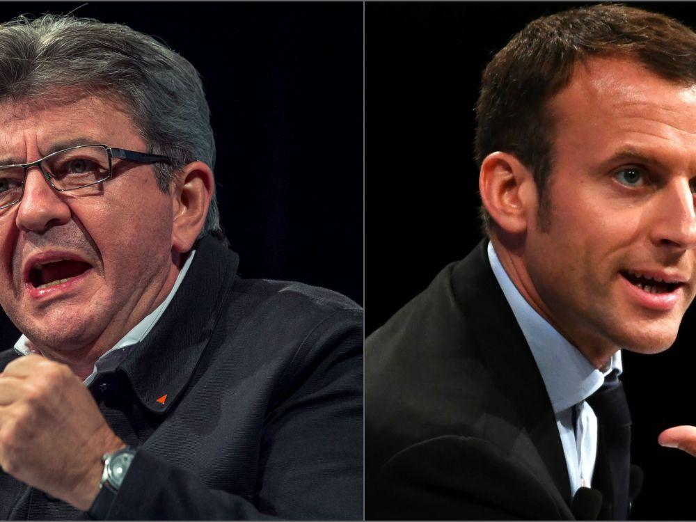 Mélenchon et le vote Macron : l'heure du chantage