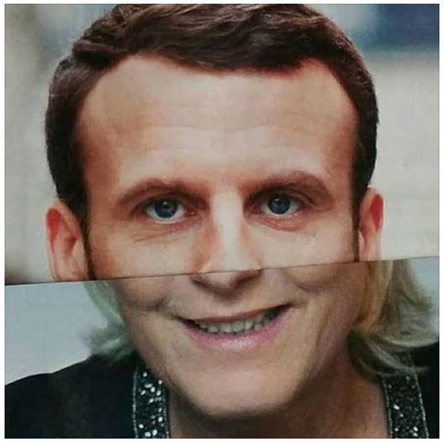 Macron, une victoire en trompe-l'oeil