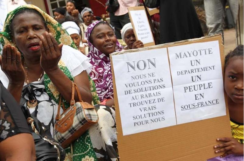 Mayotte, un petit coin de tiers-monde en France ?