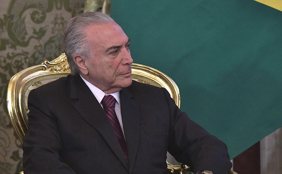 Au Brésil le mouvement social ne faiblit pas contre la politique néolibérale de Temer – Entretien avec un brésilien