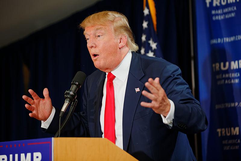 Climat : Trump s'en lave les mains