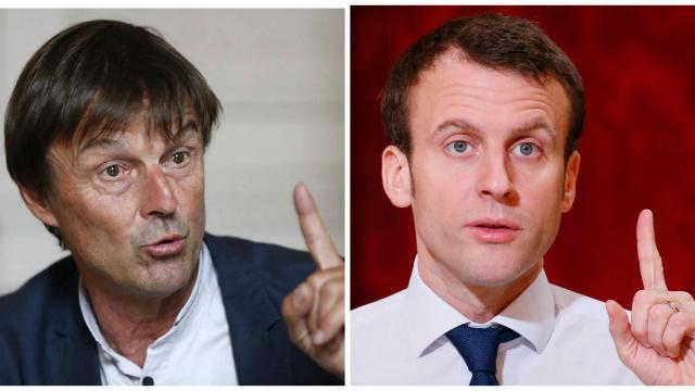 Plan Climat : Ce que Hulot fait, Macron le défait