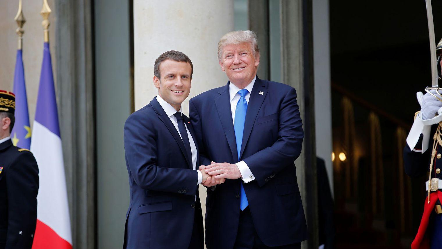 Pourquoi le président des Etats-Unis n'a rien à faire en France un 14 Juillet
