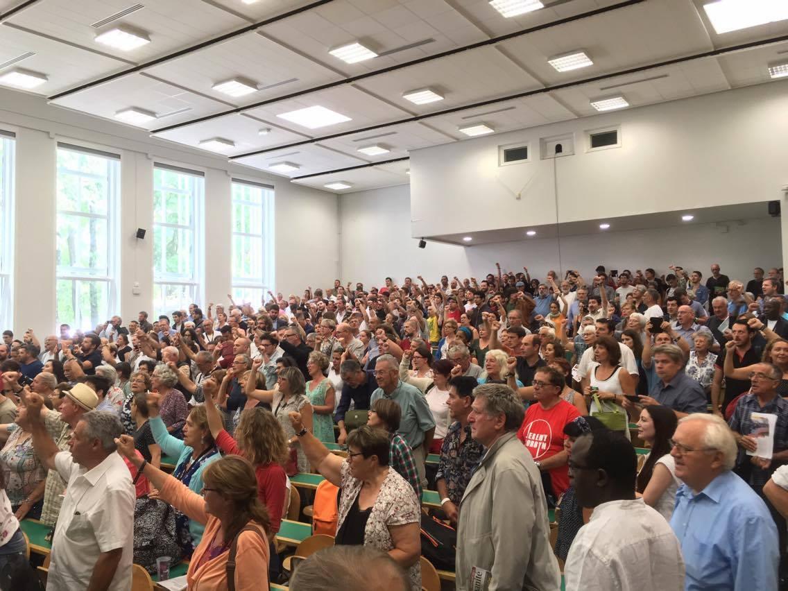 Université d'été : le PCF veut affronter l'avenir