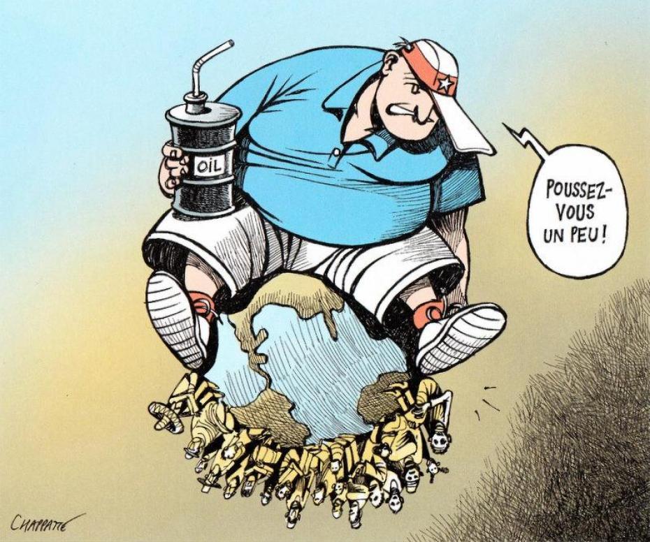 Ce 2 août, nous entrons en dette écologique