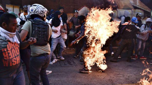 Venezuela : l'indulgence de la presse française pour la violence d'extrême-droite