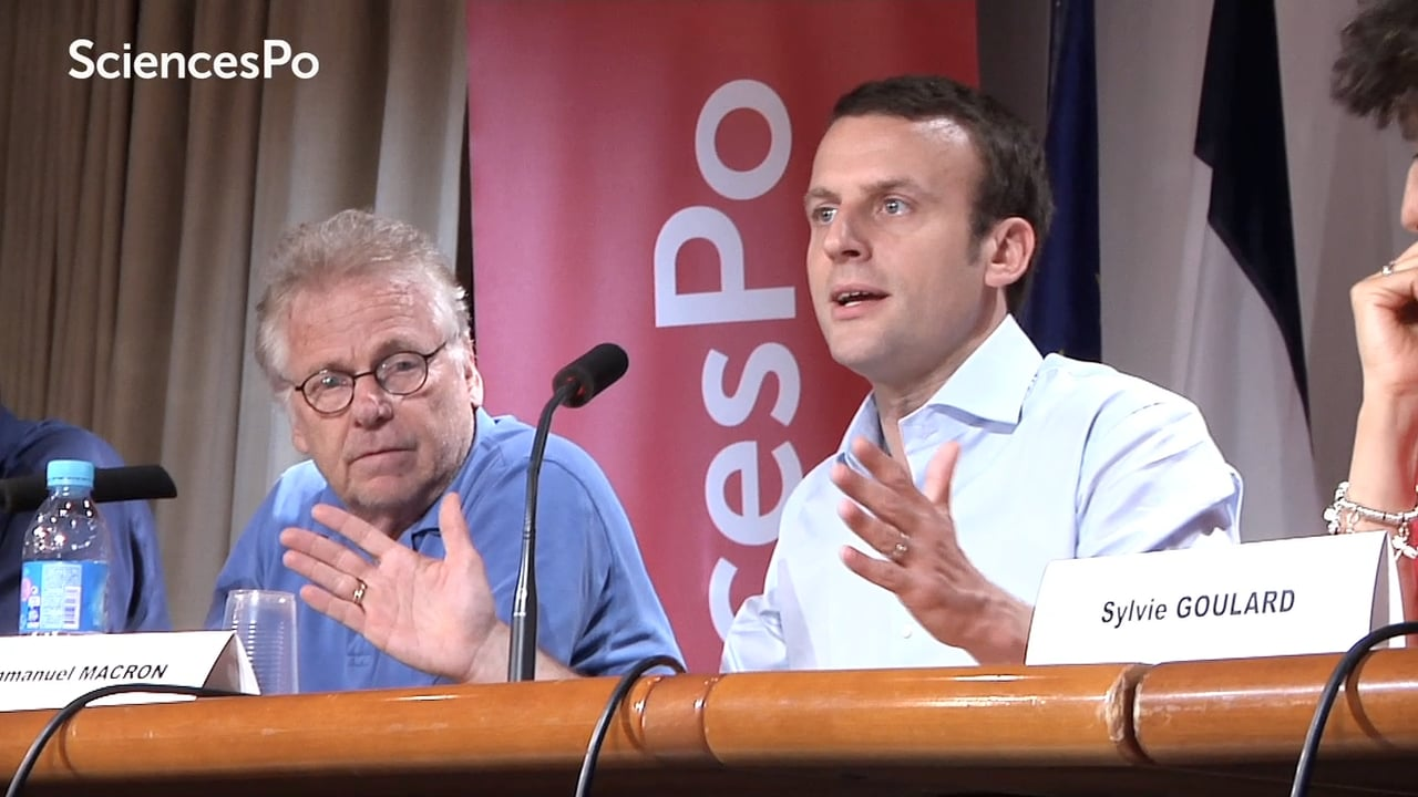Le Christ-Macron ou la politique de l'an 1600