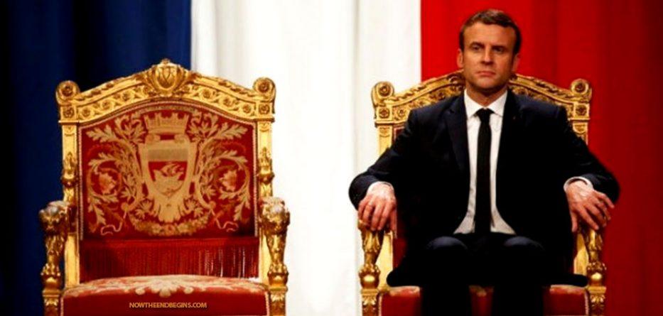 L'extrême-centre : de la Révolution française à Macron