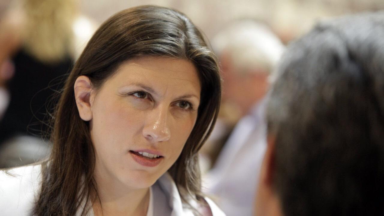L'Union européenne est devenue un domaine allemand – Entretien avec Zoe Konstantopoulou