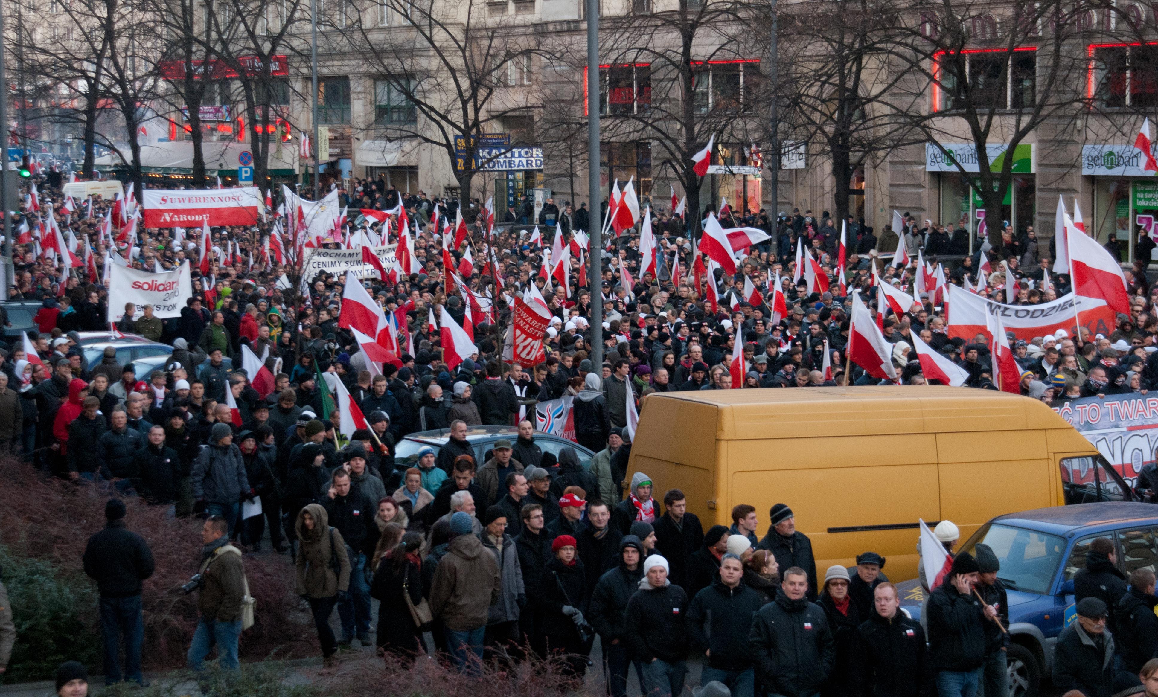Passions brunes en Europe de l'Est