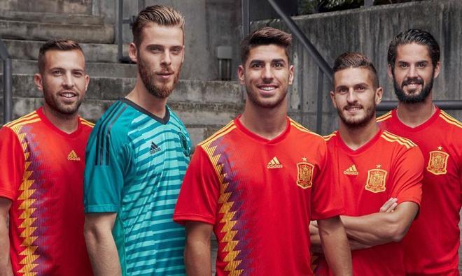 Espagne : polémique surréaliste autour du nouveau maillot de la Roja