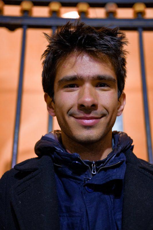 Juan Branco, par Vincent Plagniol pour LVSL