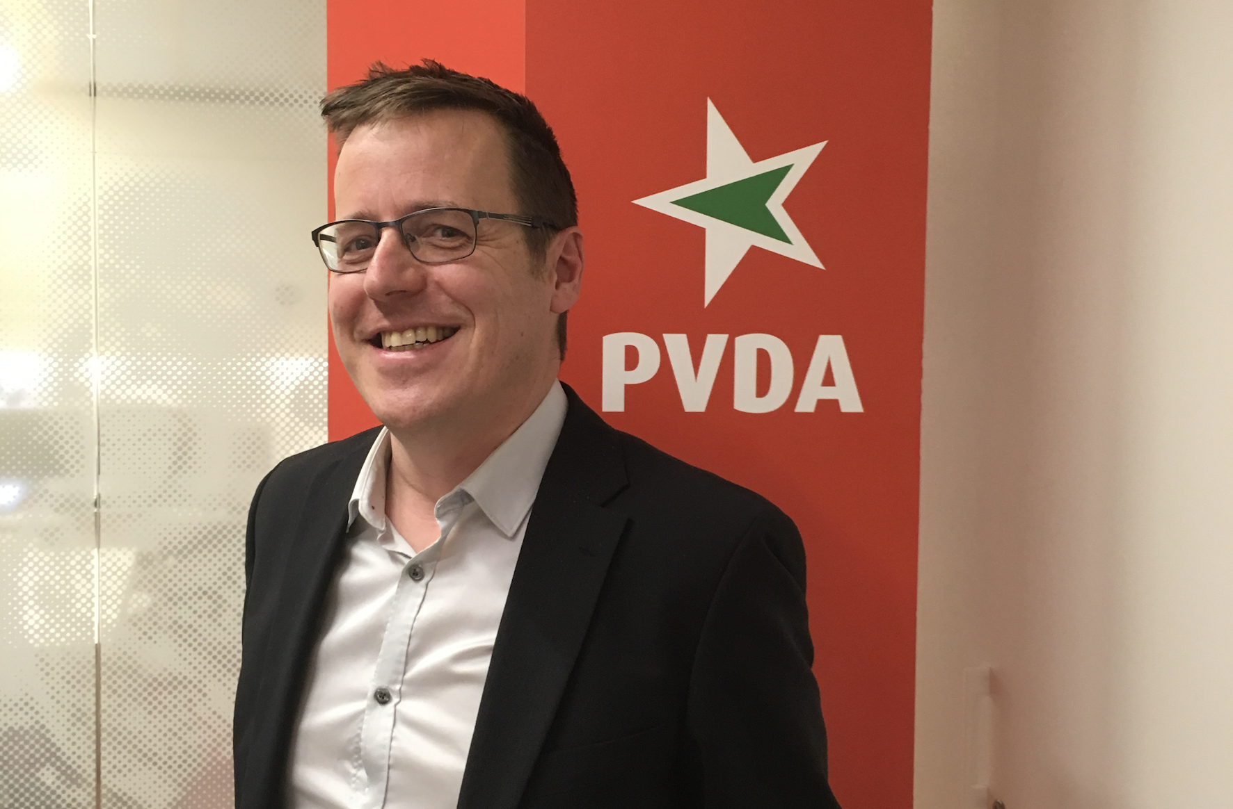 Le PTB fait trembler la politique belge – Entretien avec David Pestieau