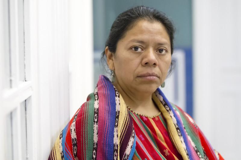Lolita Chávez : «Les multinationales se comportent comme des prédateurs»