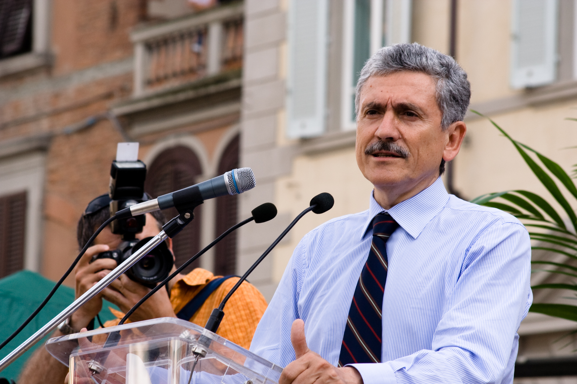 L'anomalie de la gauche italienne, entre scission et déjà-vu?