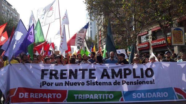 Le Frente Amplio : l'émergence de l'alternative politique au Chili