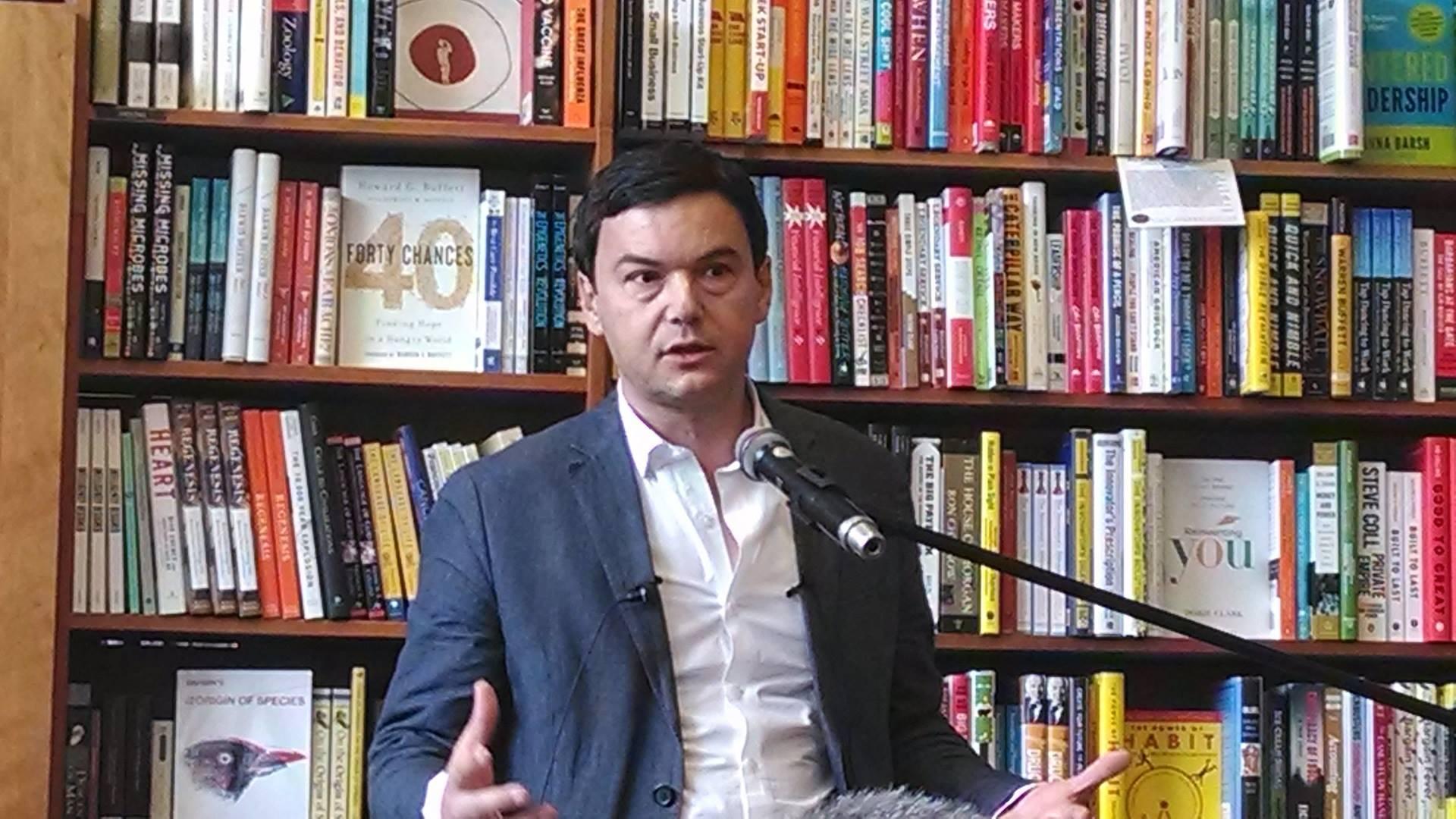 « De l'inégalité en Europe » – Conférence de Thomas Piketty à l'ENS