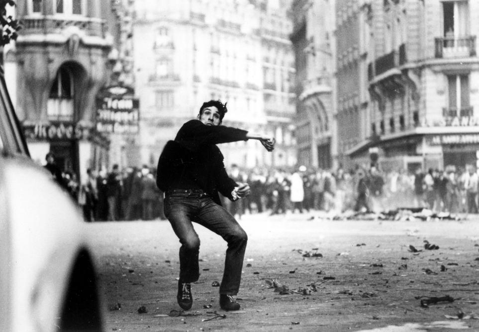 Mai 68 : «sous les pavés, l'entreprise» ?