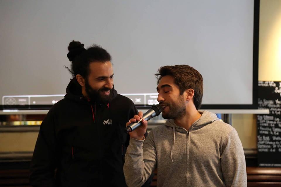 «La meilleure arme contre la ghettoïsation, c'est la politique» – Entretien avec Ulysse Rabaté et Abdel Yassine